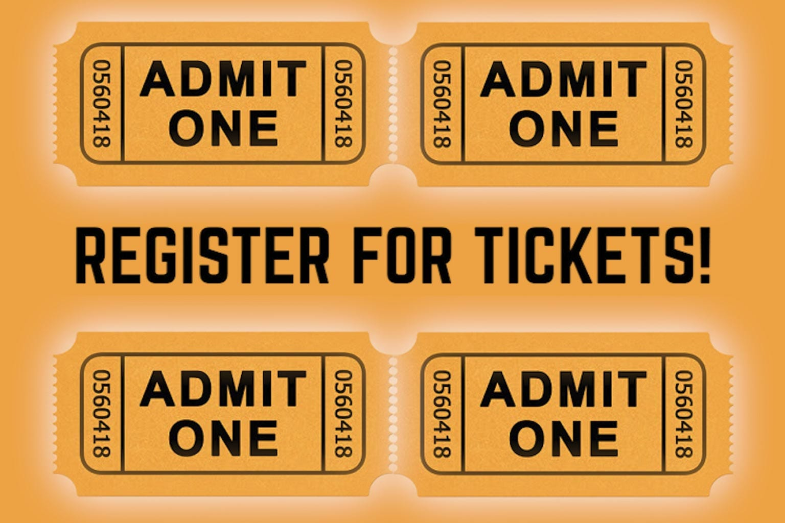 register for your free tickets